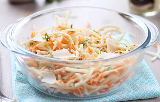 Celeriac and Carrot Remoulade