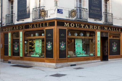 DIJON La Maison Maille French Boutique
