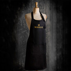 maille kitchen chef apron