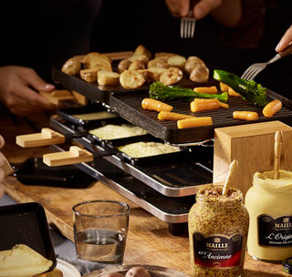 maille raclette
