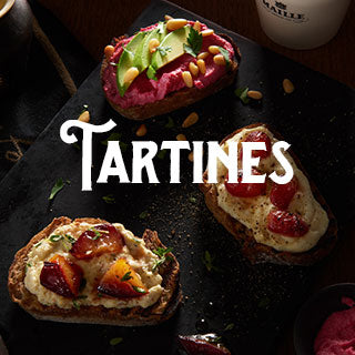 Maille, recipe, tartines