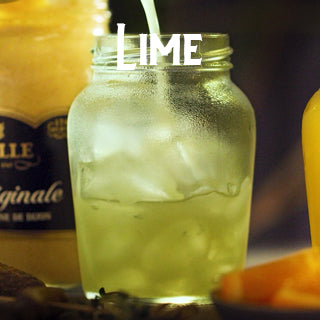 Maille, recipe, lime