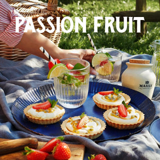 Maille, recipe, passion fruit