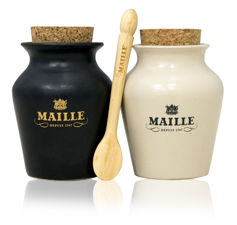 Maille Taste of truffle mustard Selection