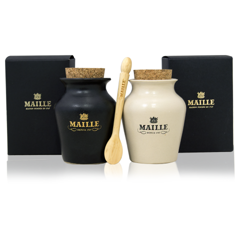 Maille Taste of truffle mustard Selection plus boxes