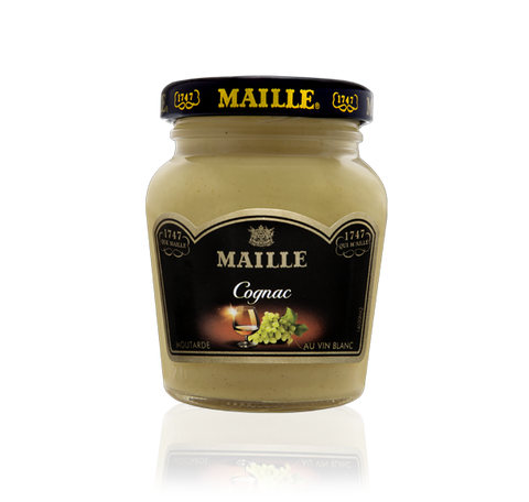 Maille Cognac and White Wine Mustard, 108g