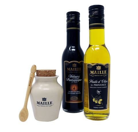 The Maille Vinaigrette Collection