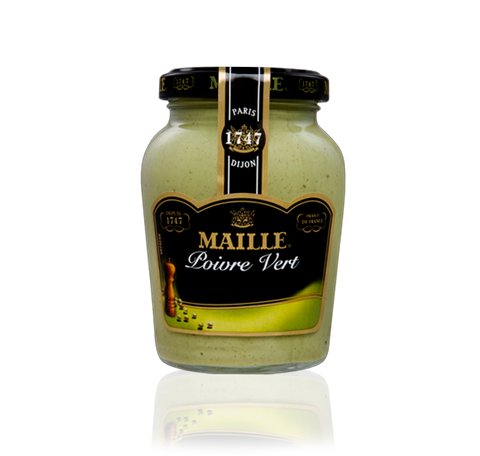 Green Pepper Mustard, 215g
