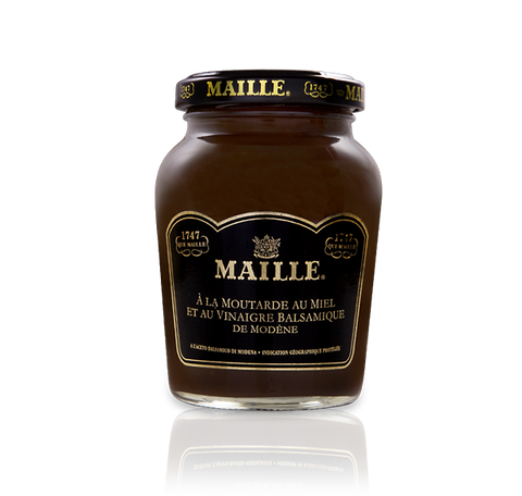 Maille Honey Mustard with Modena Balsamic Vinegar, 225g