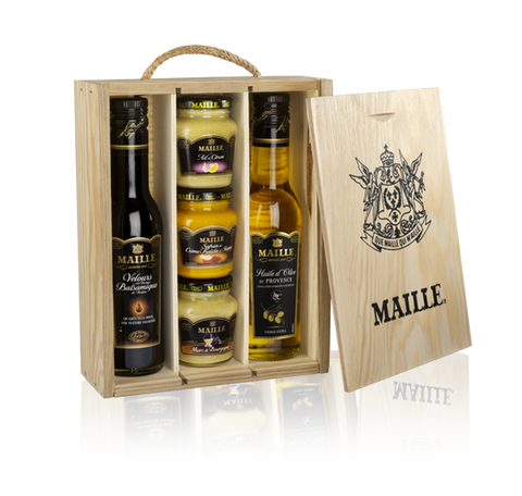 Maille Gourmet Collection