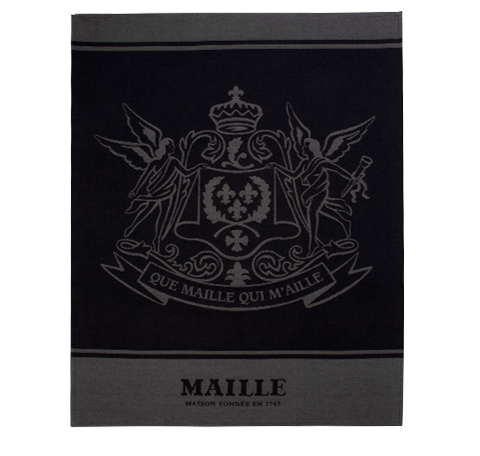 Maille Coat of Arms Tea Towel