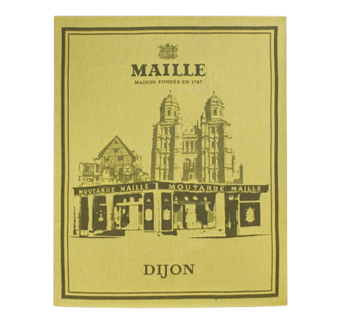 Maille Dijon Boutique Tea Towel