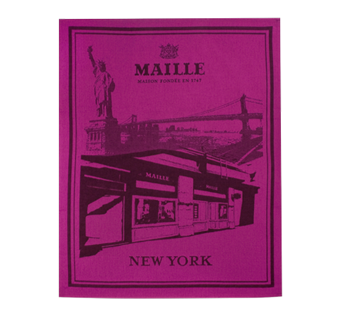 Maille New York Boutique Tea Towel