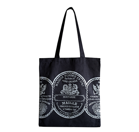 Maille Cotton Gourmet Grocery Bag