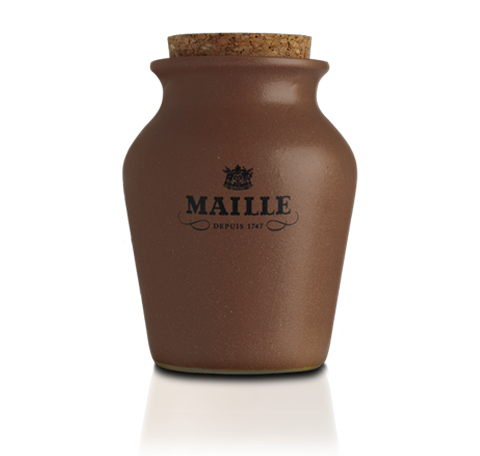 Maille Mustard with Champagne Brandy and Spices