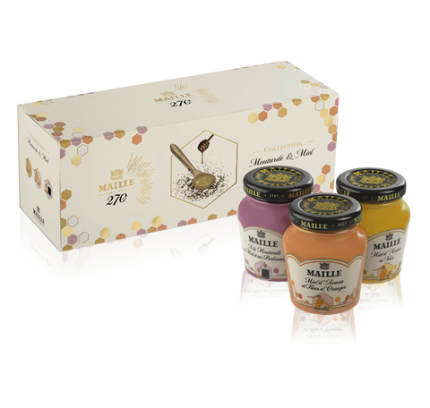 Maille Honey and Mustard Collection
