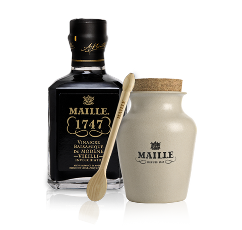 Maille Summer Appetisers Selection lifestyle