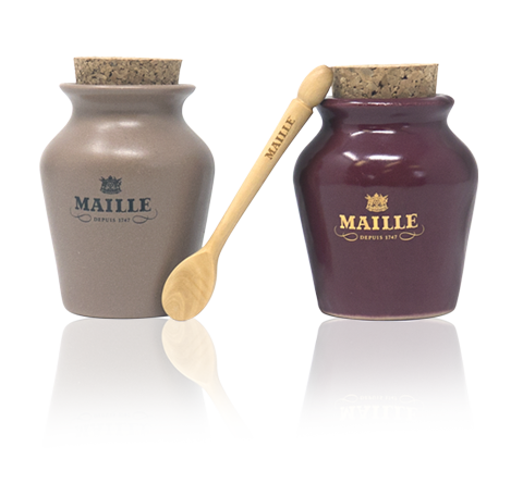 Maille Luxury Mustards Duo Selection
