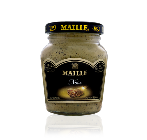 Maille Walnuts and White Wine Mustard, 108g