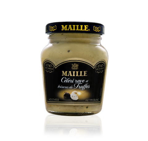 Maille Celeriac, Black Truffle and White Wine Mustard, 110g