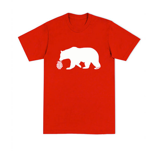Bear Fruit tee