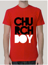 Church Boy tee