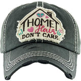 Home Hair Don't Care Hat
