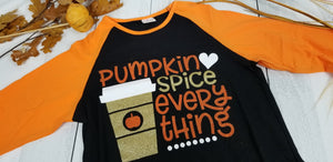 Pumpkin Spice Everything Tee (Adult)