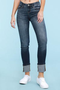 Can't Get Enough Cuff Judy Blue Jeans