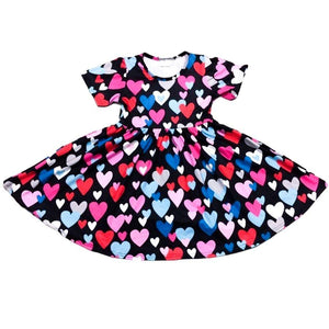 Valentine's Collection - Fantasy of Hearts Dress