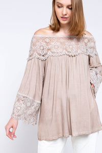 The Road Less Traveled Tunic