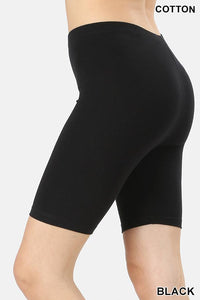 My Every Day Bike Shorts in Black