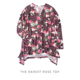 The Rarest Rose Top