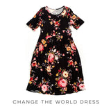 Change the World Dress