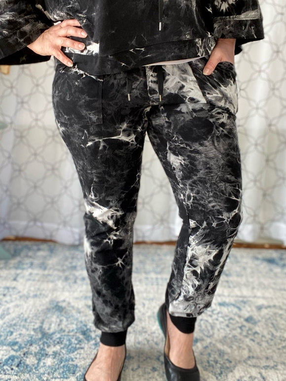 My Marbled Joggers