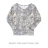 Ready For Anything Top