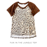 Fun in the Jungle Top