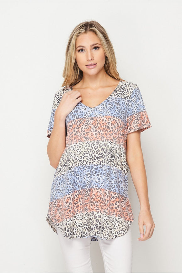 Wild About Pastels Top
