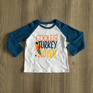 Coolest Turkey in Town Shirt