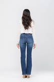 Double Trouble Button Bootcut Judy Blue Jeans