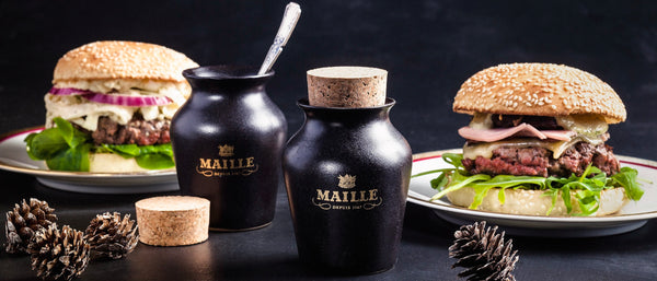 Maille burgers gourmet