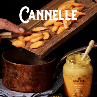 Maille, recette, Cannelle
