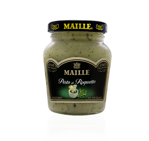 Maille Moutarde Pesto et Roquette, 108g