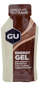 GU Energy Gel - Chocolate Belga 32g Gel de Energia Gu