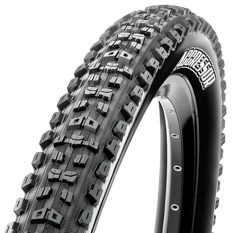 Pneu Maxxis AGGRESSOR 27.5x2.30 - TR/DD 2 PLY - Bike Village