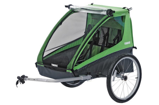 Bike Trailer Thule Cadence p/ 1 ou 2 Bebes - Bike Village