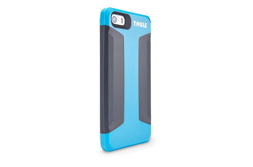 Case Thule Atmos X3 iPhone SE 5/5s Azul e Preto - Bike Village