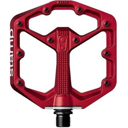 Pedal Crank Brothers Stamp 7 Small - Vermelho Pedal Crank Brothers