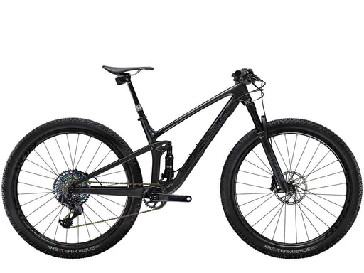 Bicicleta Trek Top Fuel 9.9 AXS 2020 - Preto