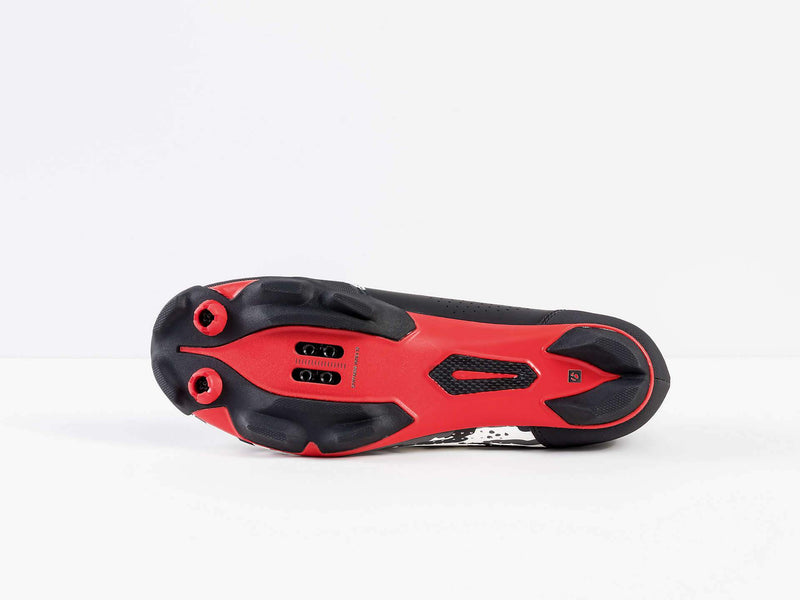 Sapatilha Bontrager Cambion Camo/Red Sapatilha Bontrager